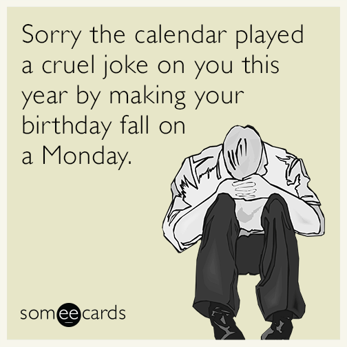 Someecards Funny Birthday Wishes