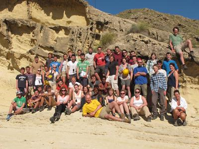 Geology BSc MSci Degrees   Ocean and Earth Science  National     Second year Spanish field trip