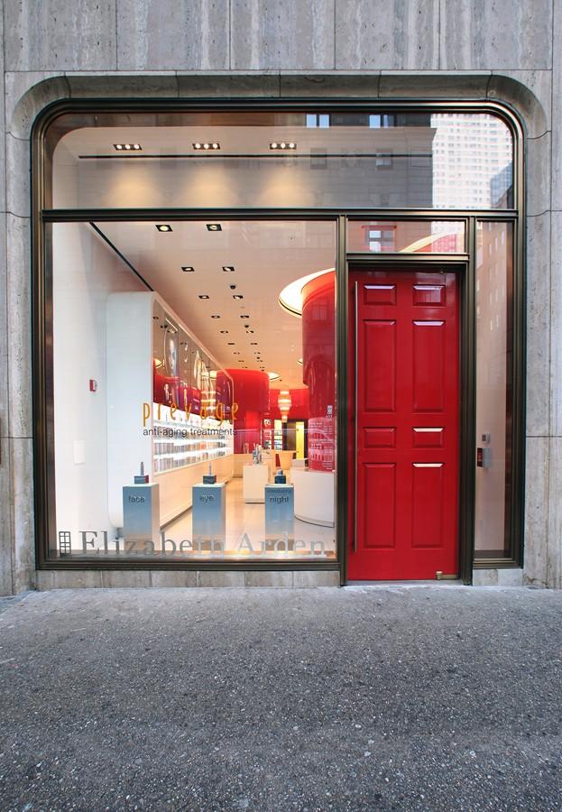 The Pioneer Spas: Red Door   Spafinder