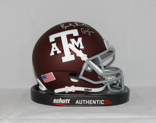 Texas Aampm Football Helmet