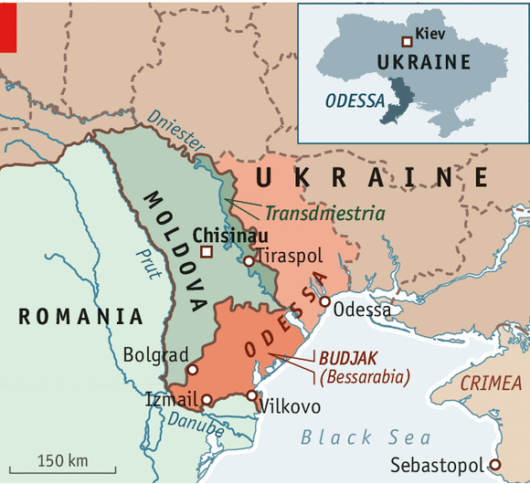 Russia Political Map Ethnic