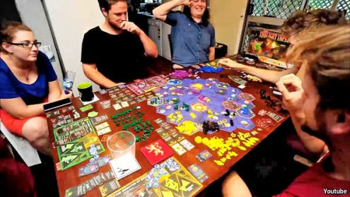 Not twilight  but sunrise   Board games Print edition   Business