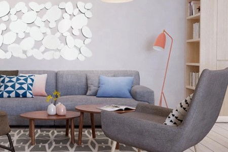 Emejing Design Spiegels Woonkamer Contemporary - New Home Design ...