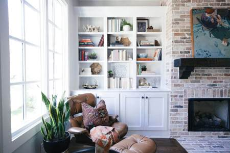 12 Things Every Living Room Needs to Be Complete Make sure your living room has books  books and more books