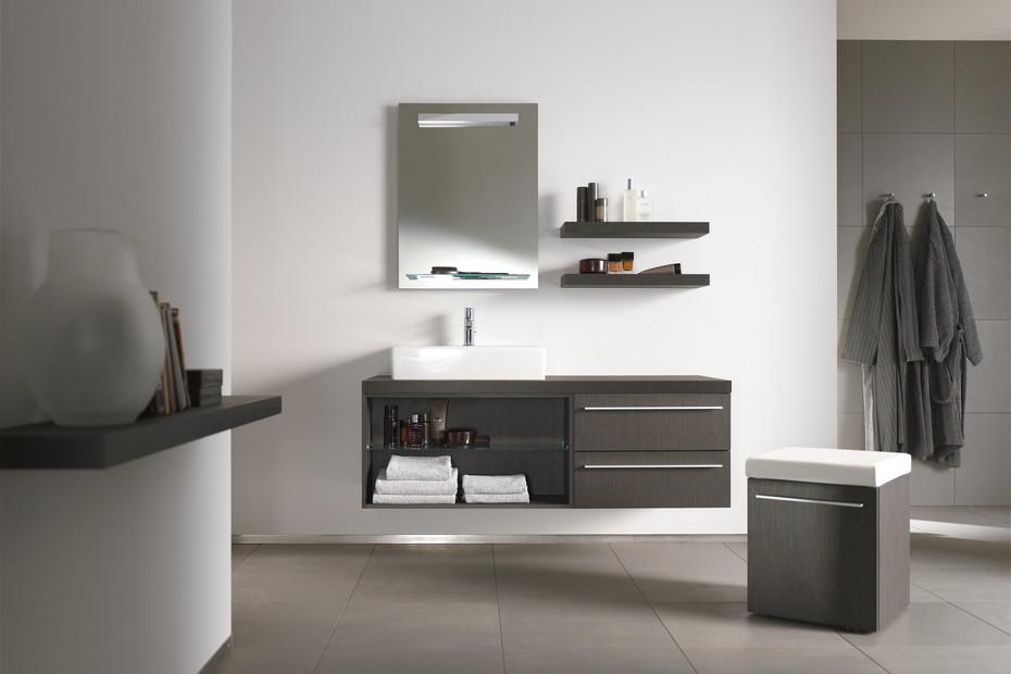 X Large Vanity Unit Open By Duravit Stylepark