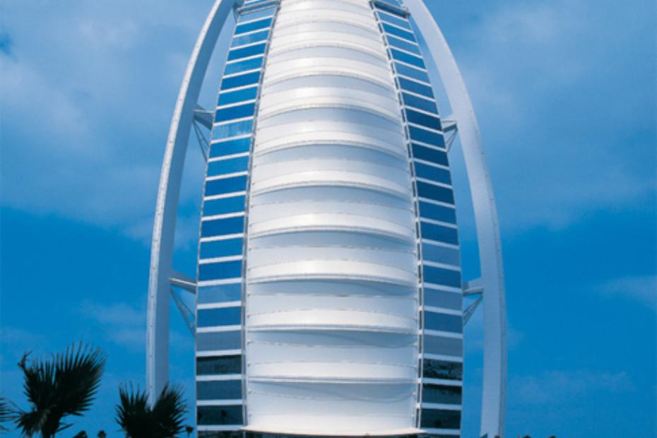 Ptfe Coated Glass Fabric Burj Al Arab By Hightex Stylepark