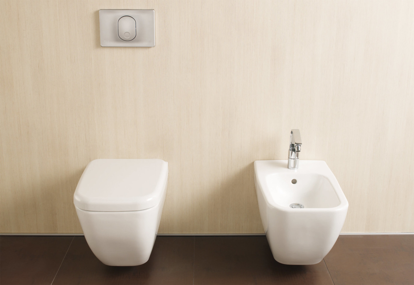 Shift Bidet Und Toilette By Vitra Bathroom Stylepark
