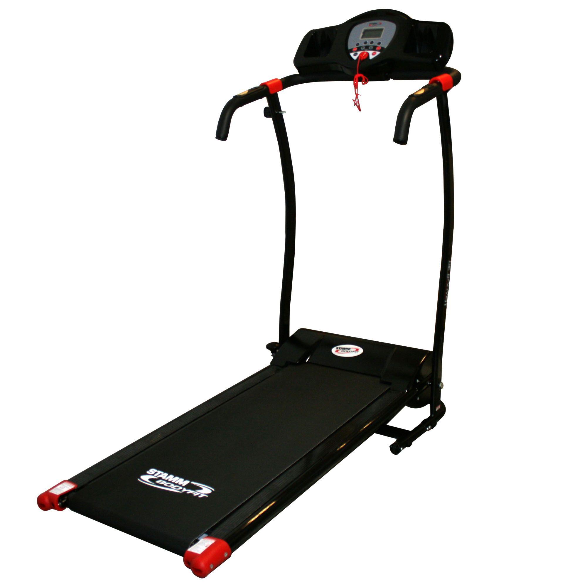 Stamm Bodyfit Track 850 Folding Treadmill - Sweatband.com