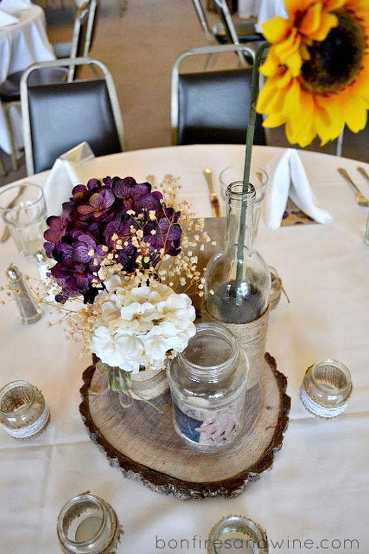 Pinterest Decorating Ideas Wedding Tables