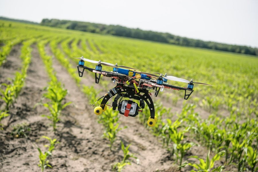 Six Ways Drones Are Revolutionizing Agriculture   MIT Technology Review