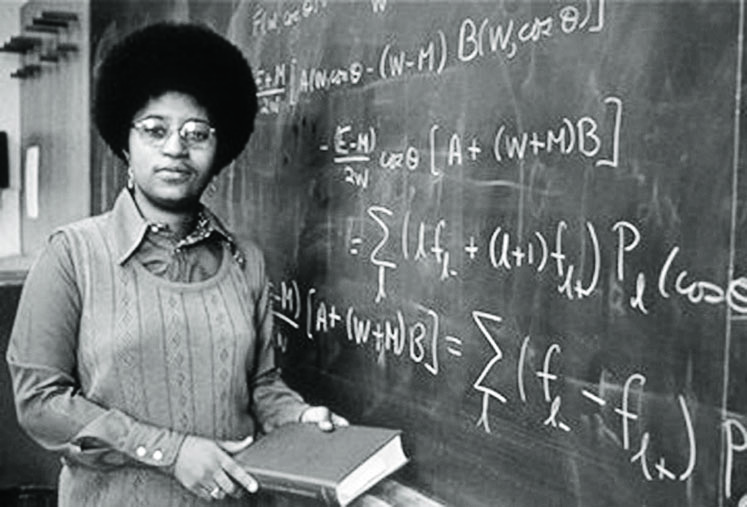 The Remarkable Career of Shirley Ann Jackson   MIT Technology Review Jackson as an MIT student