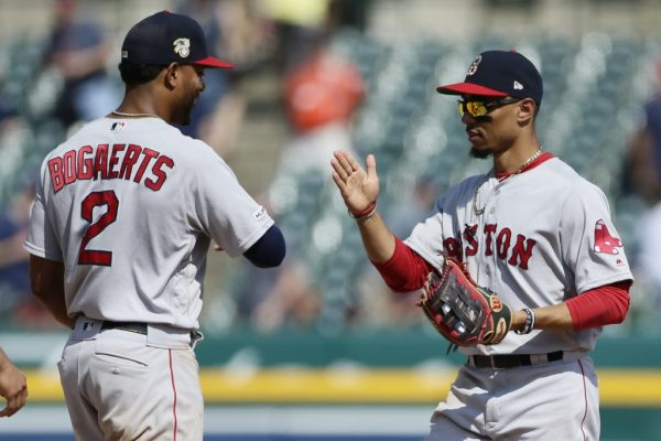red sox # 45