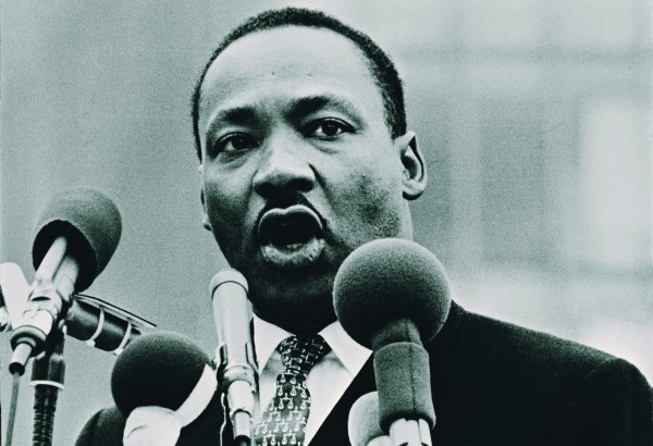 martin luther king # 8