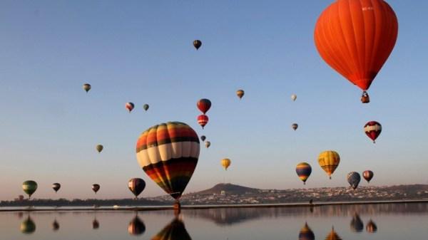 hot air balloon # 85