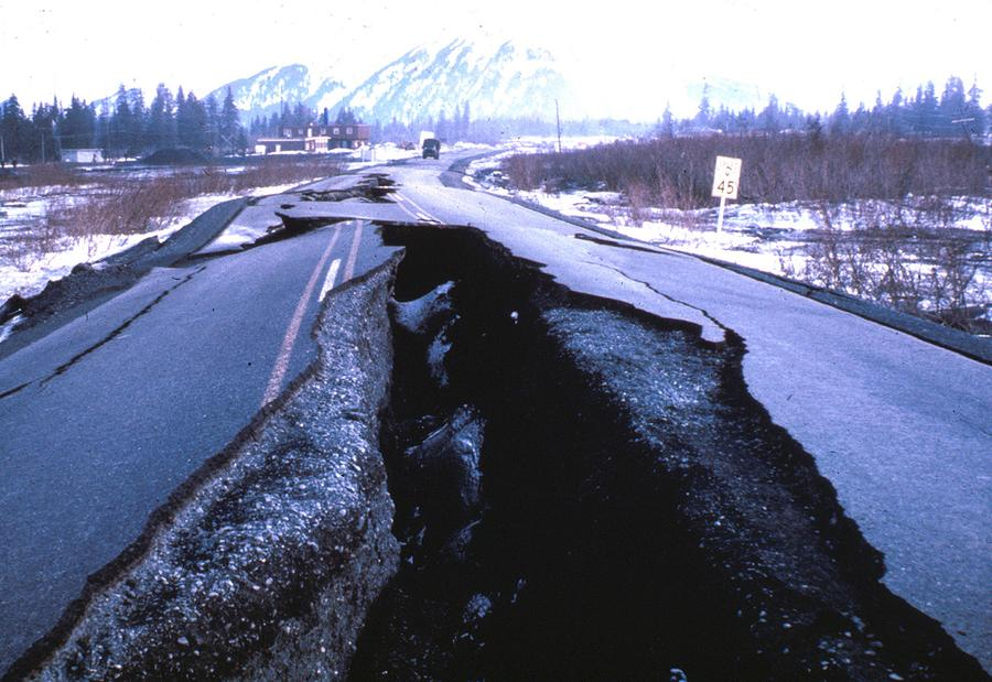 1964 Alaska Earthquake March
