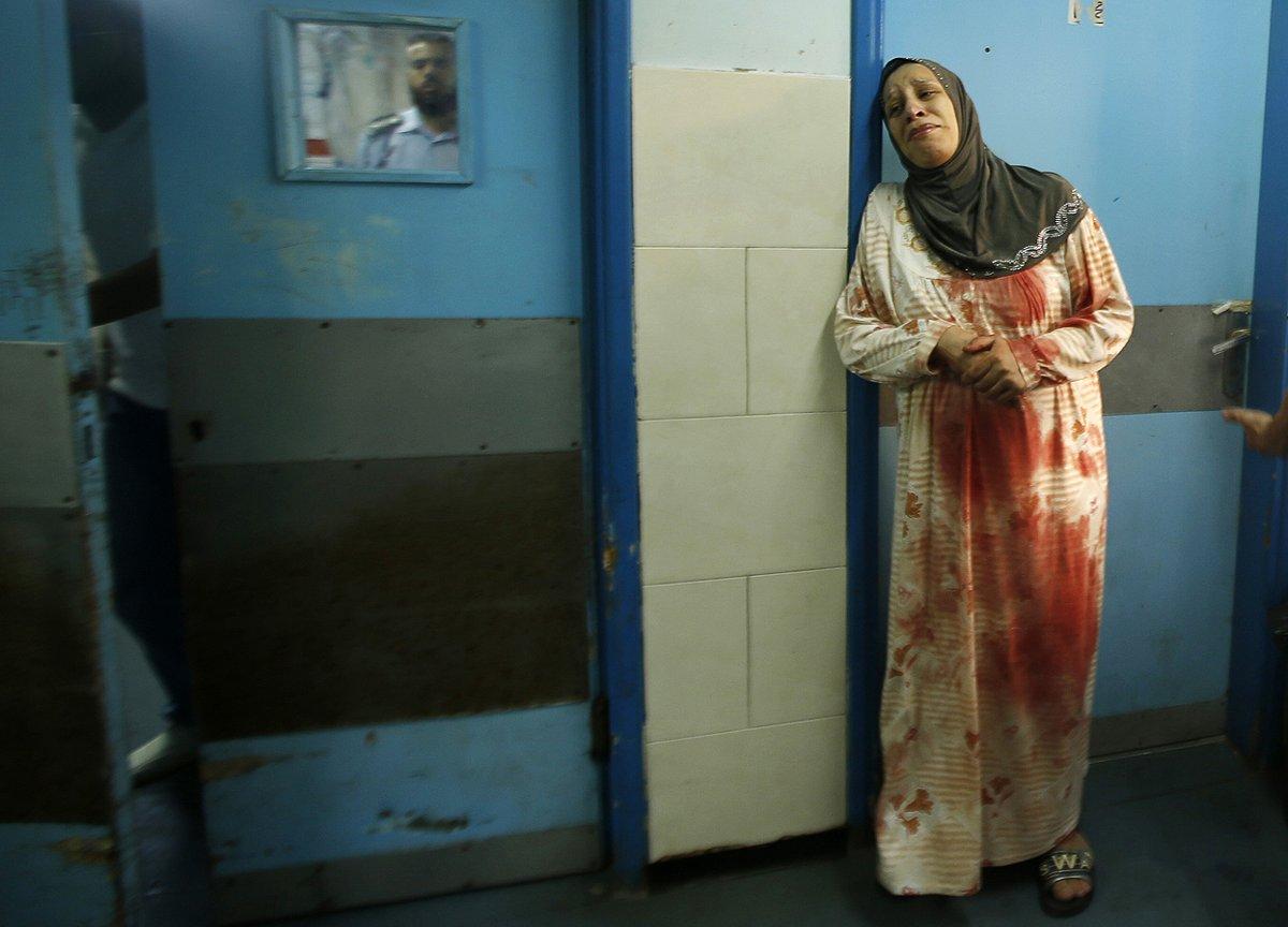 Bloody Weekend in Gaza - The Atlantic