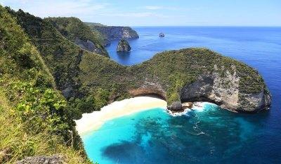 Kelingking Beach (Secret Point)   The Bali Bible
