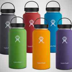 3e07f19e1f Amazoncom : Hydro Flask Standard Mouth Insulated Water Bottle Sport. The 18  Best Workout Water Bottles To Hydrate As You Pump