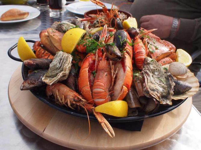 Sit Down Seafood Restaurant