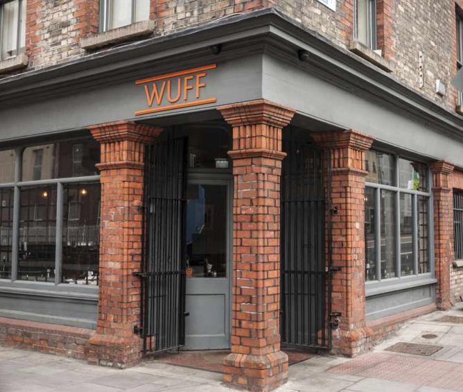 Dublin Restaurant Street Benburb