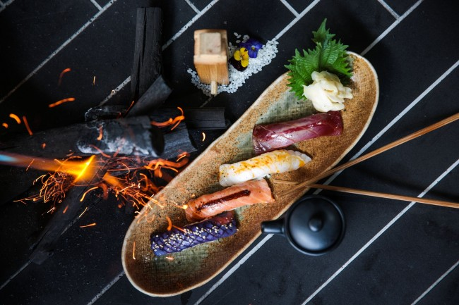 Sushi Restaurants East London