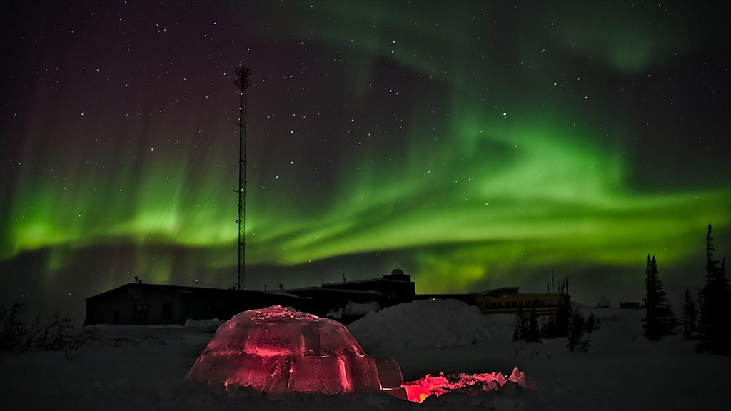 Best Place And Time See Northern Lights 2017