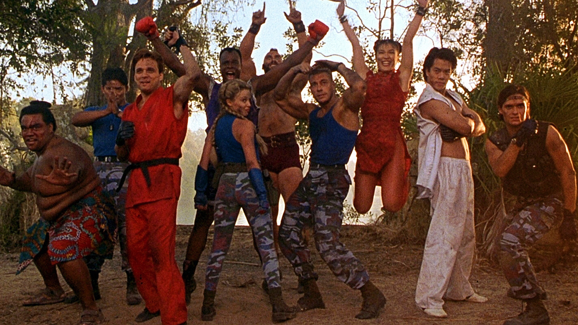 street fighter movie - HD 1920×1080