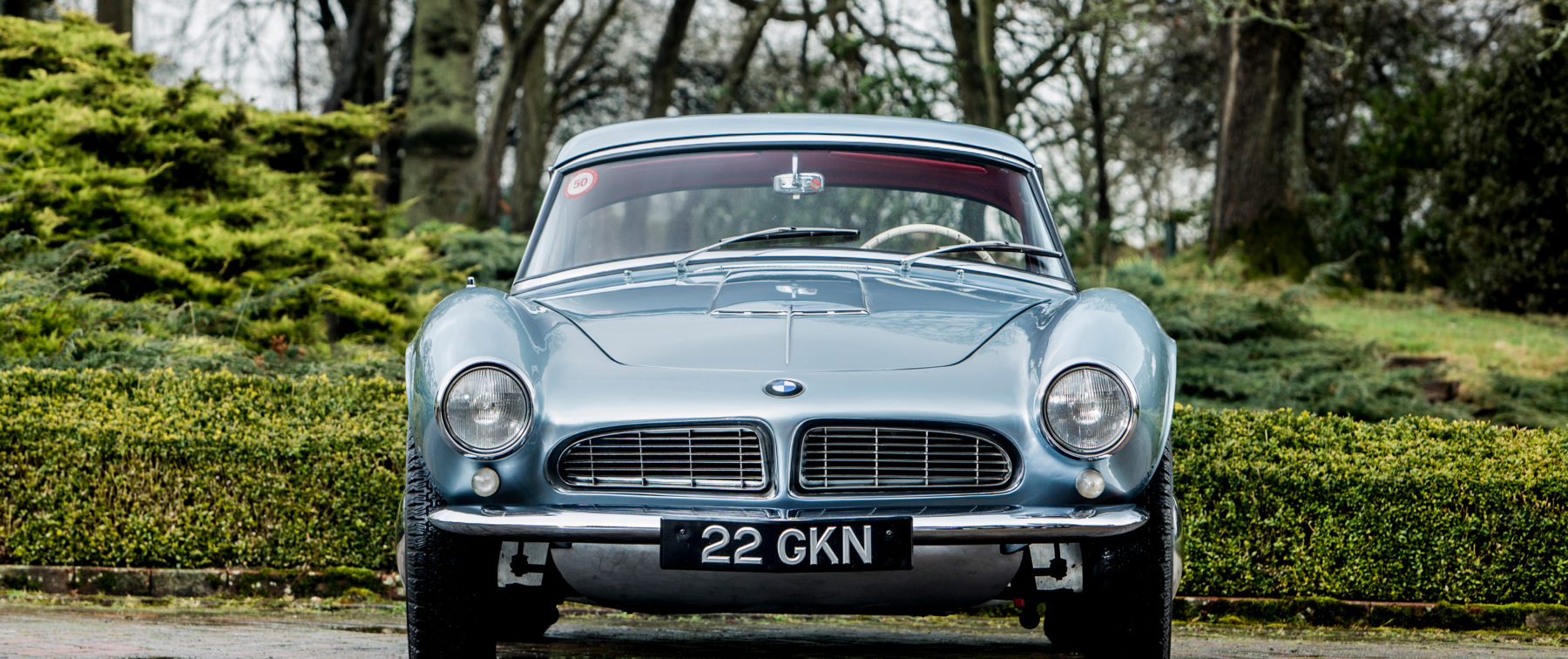 You can buy John Surtees  1957 BMW 507 Roadster   Gentleman s Journal Home Gear Cars Why John Surtees  1957 BMW 507 Roadster is the perfect  addition to any garage