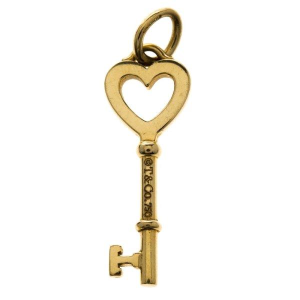mini key pendant # 75