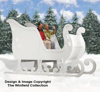 23 Elegant Santa Sleigh Woodworking Plans   smakawy com Elegant MILFORD  gt gt Santa Will Keep His Sleigh And Nine Reindeer For  Christmas Eve Transportation He