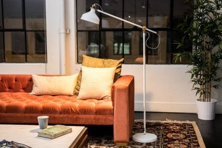 The Best Floor Lamps Under  300  Reviews by Wirecutter   A New York     Best task lamp  IKEA Ranarp