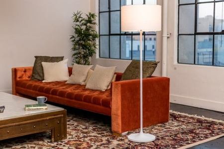 The Best Floor Lamps Under  300  Reviews by Wirecutter   A New York     Best console lamp  Adesso Oslo 60    Floor Lamp