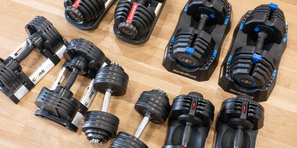 The Best Adjustable Dumbbells For 2019 Reviews By Wirecutter