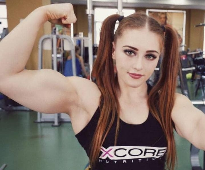 Female Bodybuilders Can Bench Press More Than You Tie Breaker
