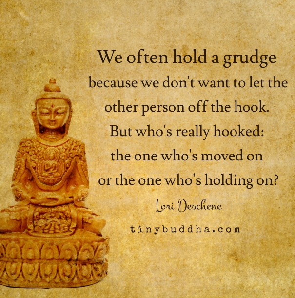 Quotes Not Holding Grudges