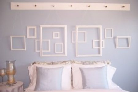 decorating with empty frames on walls » 4K Pictures | 4K Pictures ...
