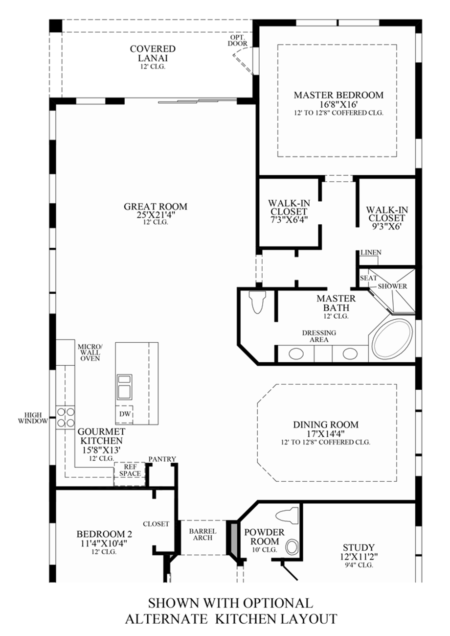 Kitchen Room Layout Tool