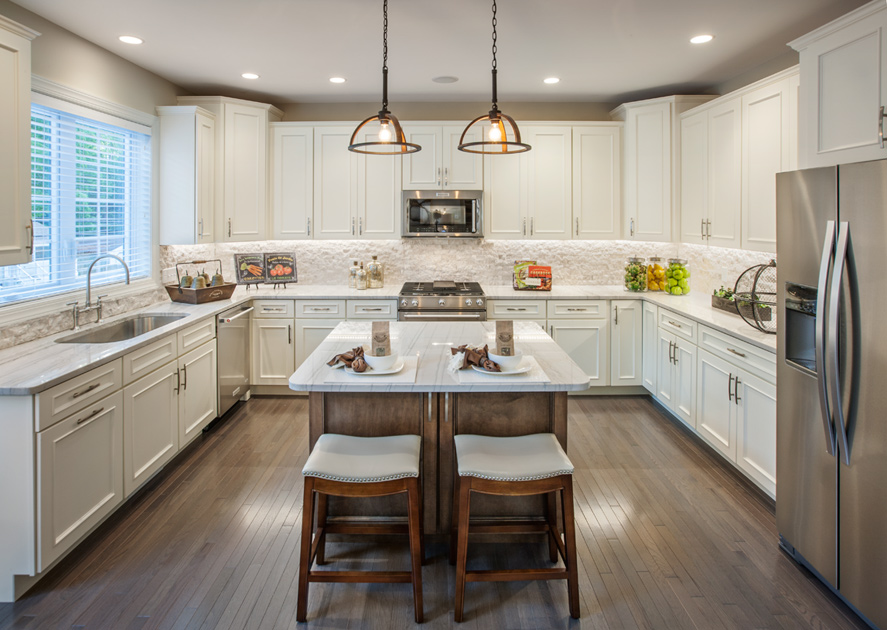 Kitchen Extension Floor Plans