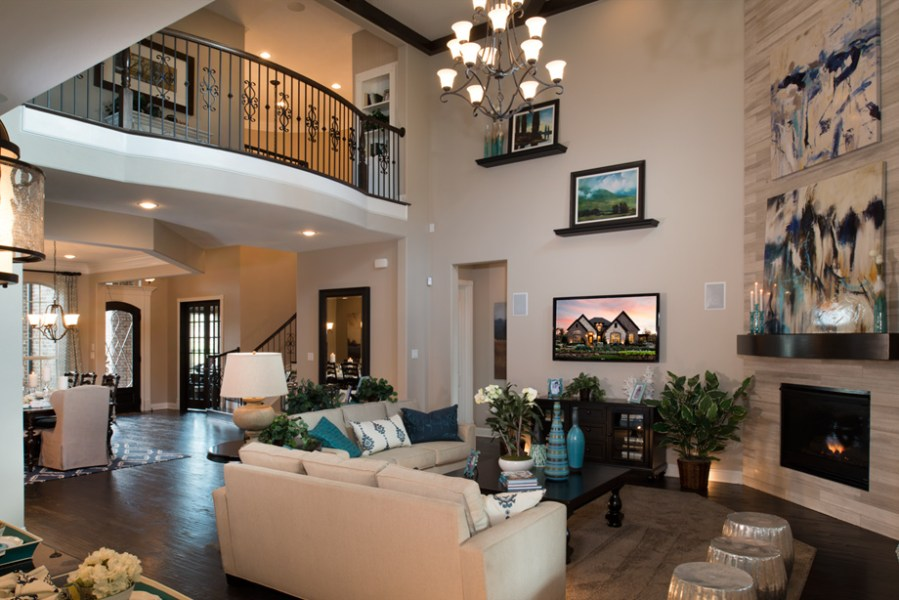 Terracina at Flower Mound   The Vinton Home Design View Photos