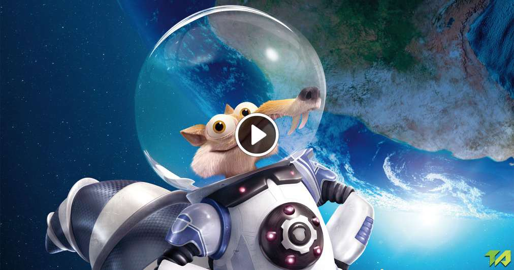 Ice Age Collision Course Featurette How To Draw Diego