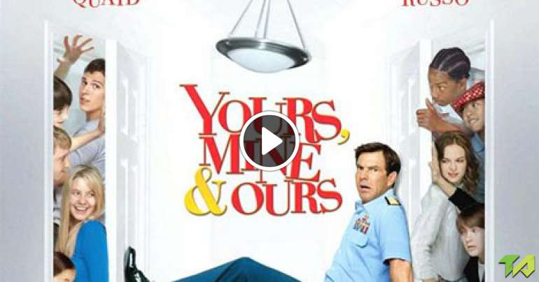 Yours, Mine and Ours Trailer (2005)