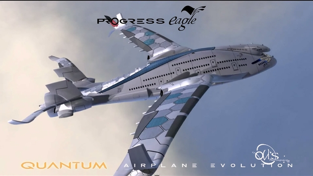 Is Progress Eagle The Airliner Of The Future Travelpulse