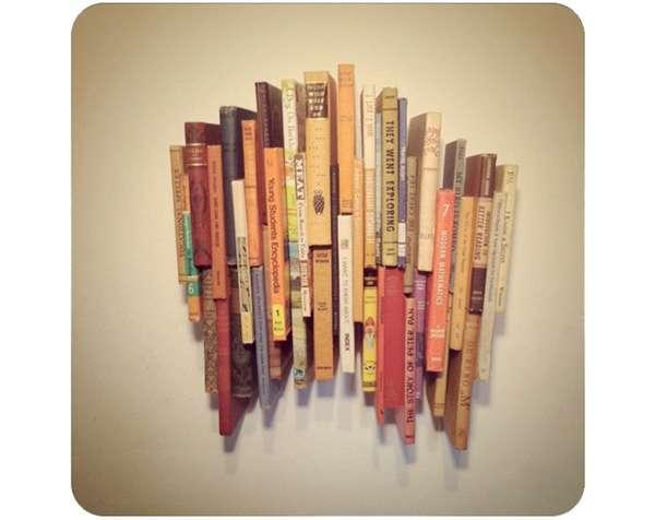 Book Wall Art