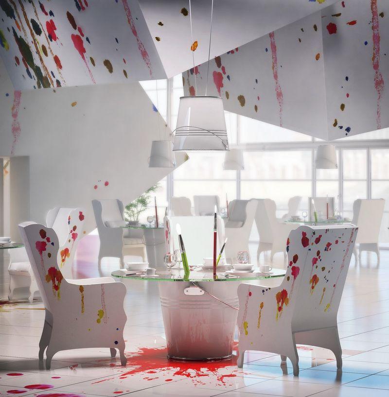 Decorating Ideas Home Art Studio