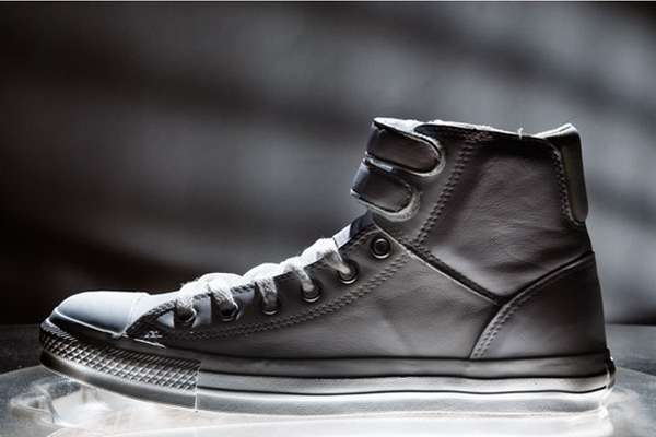Converse High Tops Straps Shoes