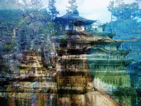 Layered City Collage Photography Cities Photography