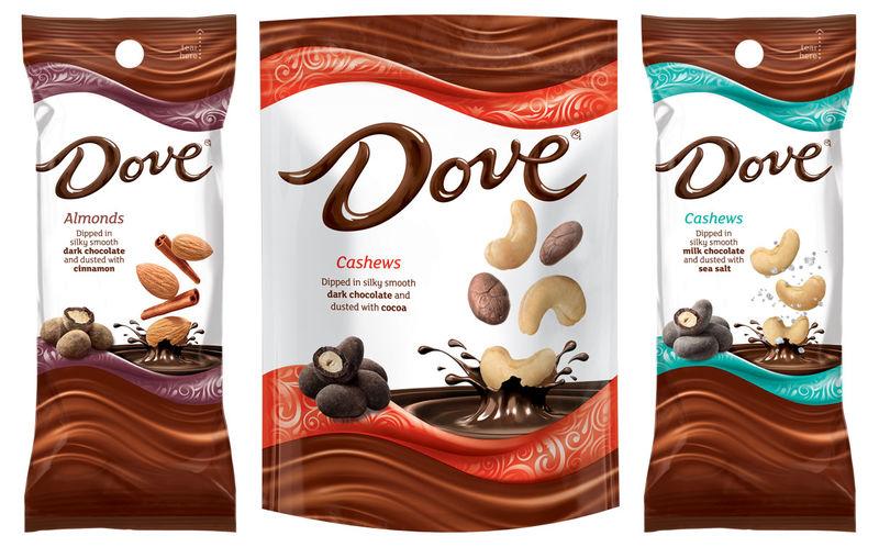 Protein Rich Chocolate Snacks Dove Chocolates
