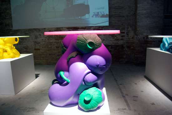Furniture From Recycled Toys Greg Lynn S Eco Welding