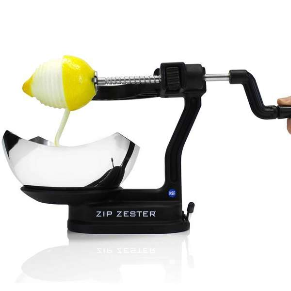 Lemon Zest Machine