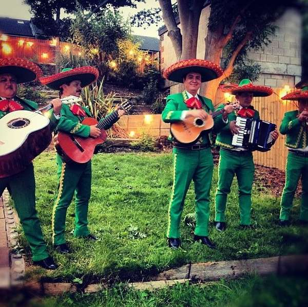 Mariachi Band Campaigns Doritos Join The Tour